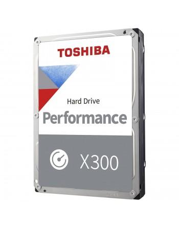4TB Toshiba X300 7200RPM 128MB